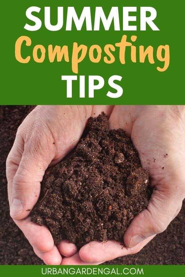 summer composting